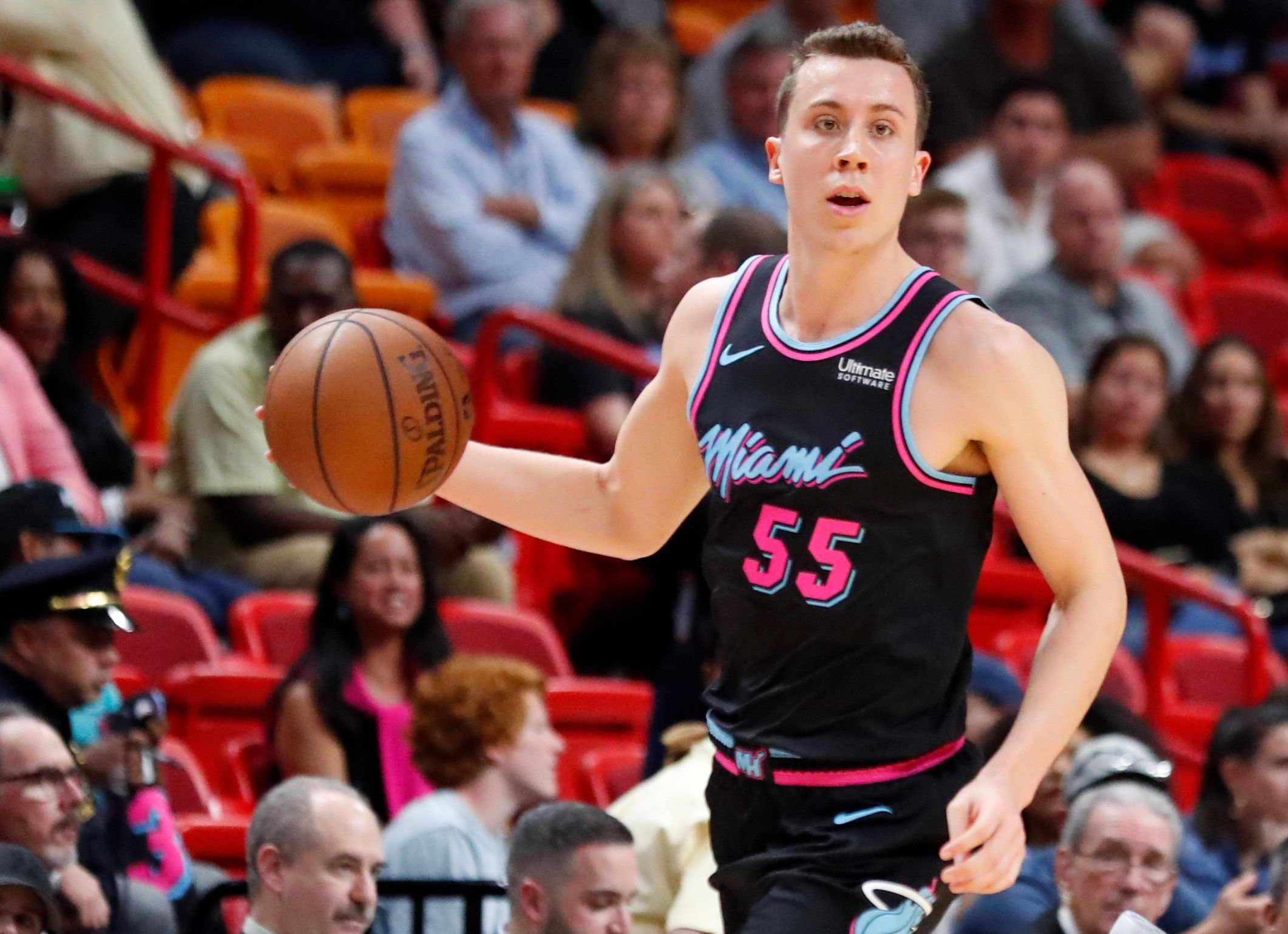 Add Nba Start To Duncan Robinson S Unlikely Basketball Journey Mlive Com