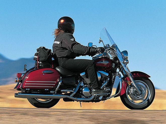 Breaking Away With The 1999 Kawasaki Vulcan 1500 Nomad | Motorcycle
