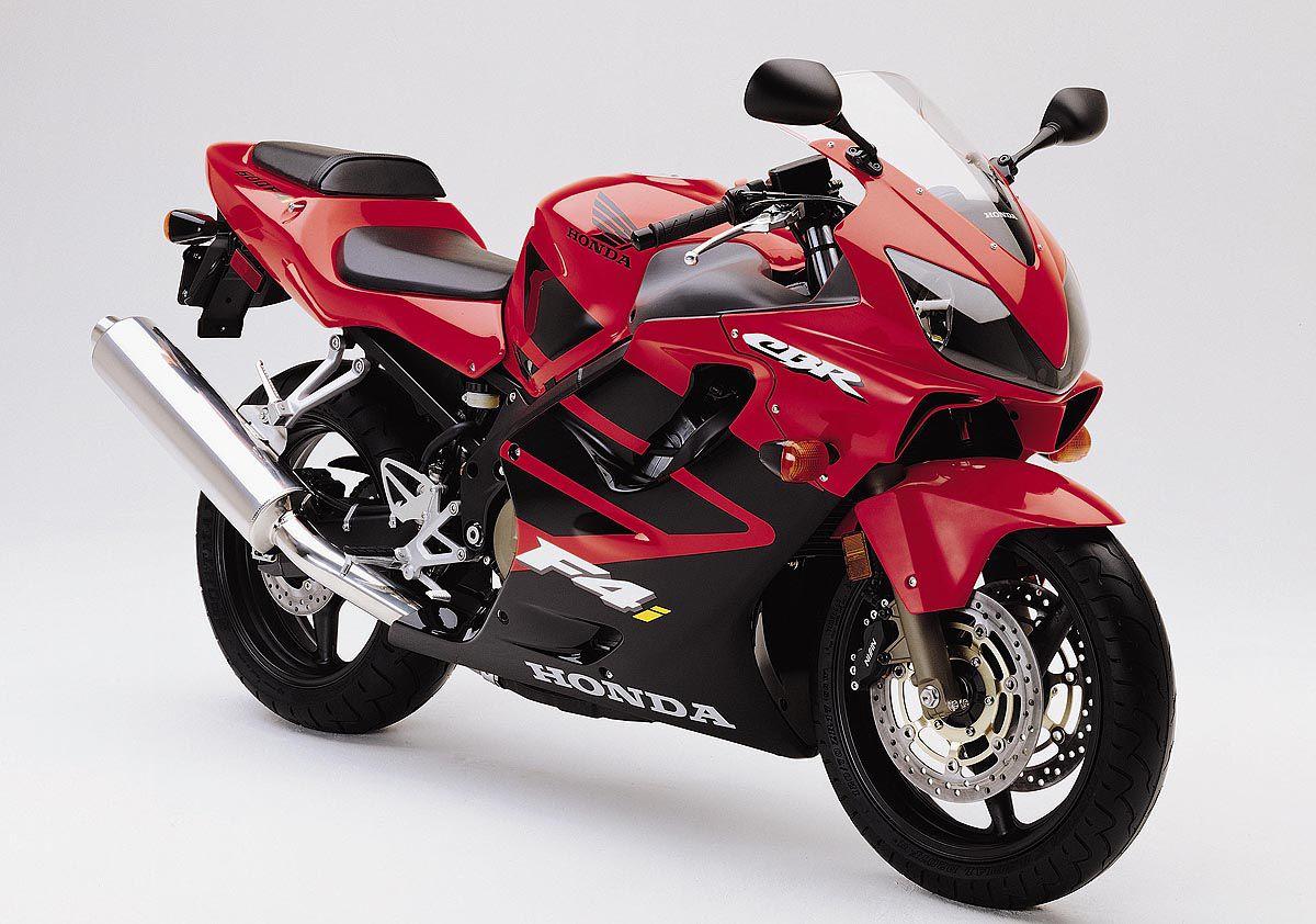 Honda Cbr600f4i Motorcyclist