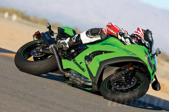 Kawasaki Ninja ZX-10R ABS Long-Term Test Update #3- Specs