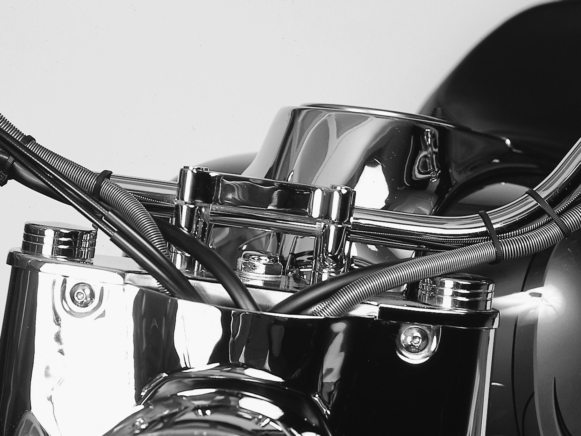 Tips on Swapping Out Handlebars on Your Motorcycle