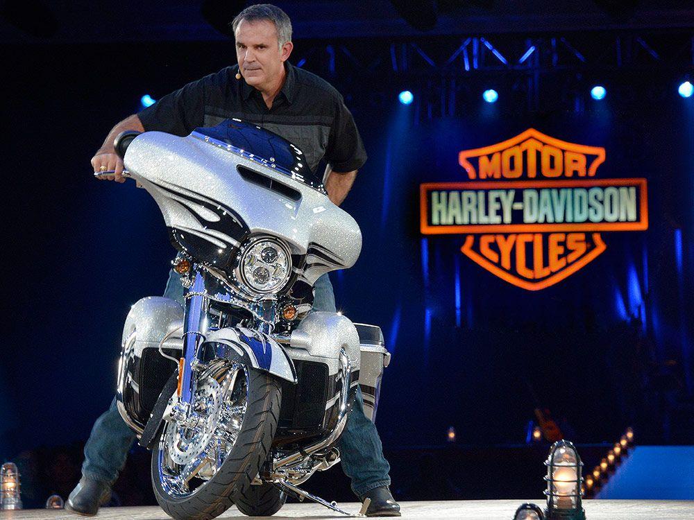 Cycle World Interview, Matt Levatich, Harley-Davidson