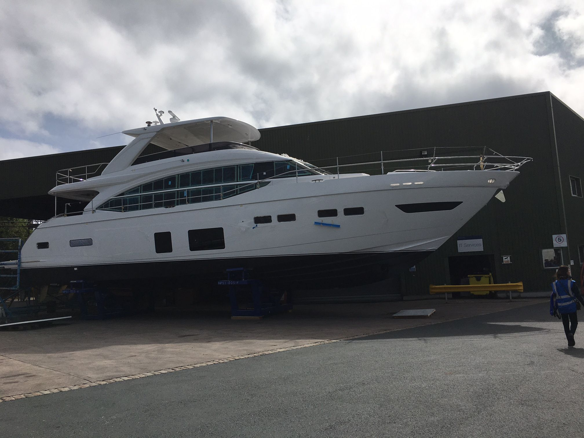 Behind The Build Yachting