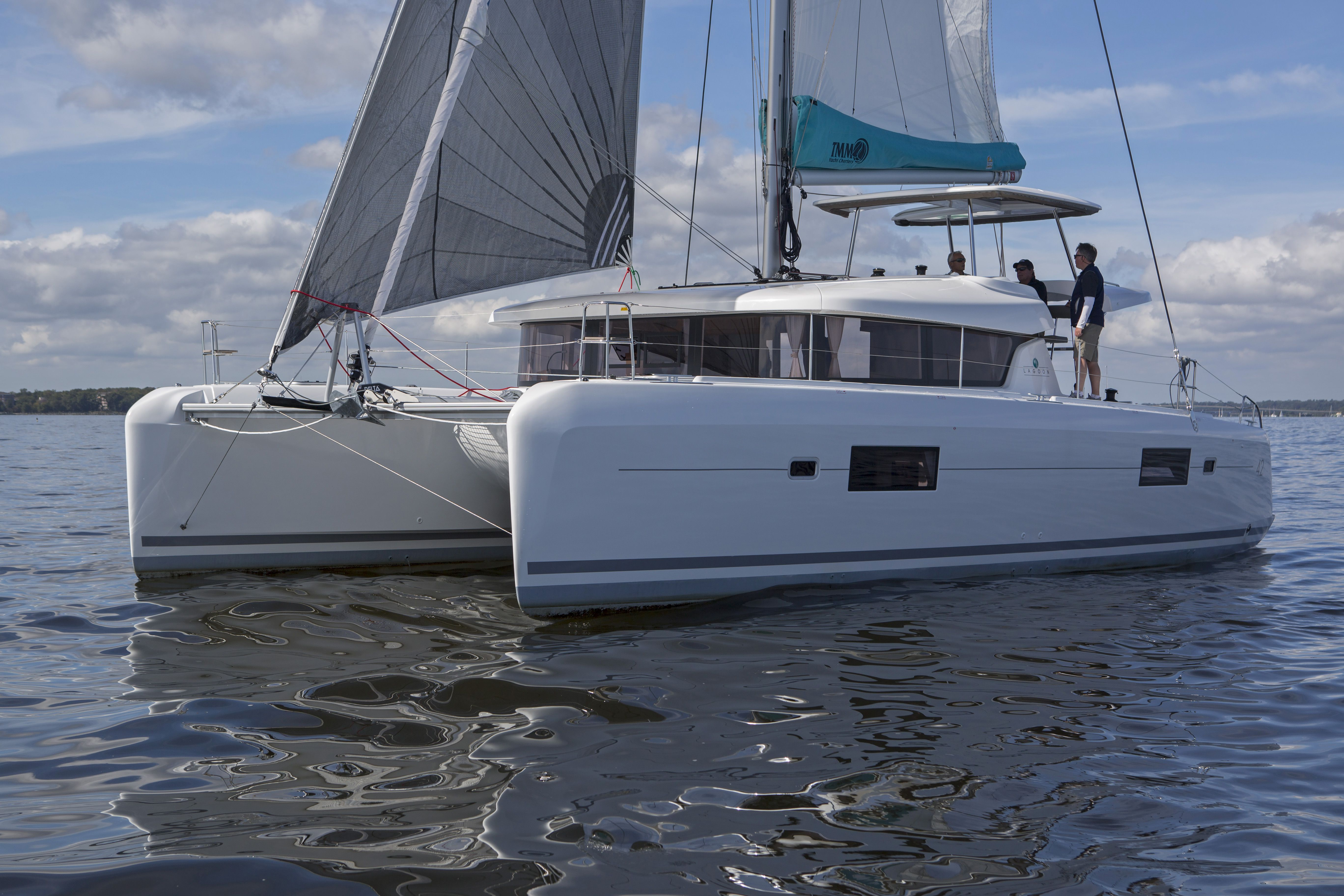 Best Full-Size Multihull Under 50 Feet | Cruising World