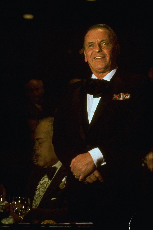 c3d86a0e3 Sinatra documentary looks deeply into those blue eyes - The Boston Globe