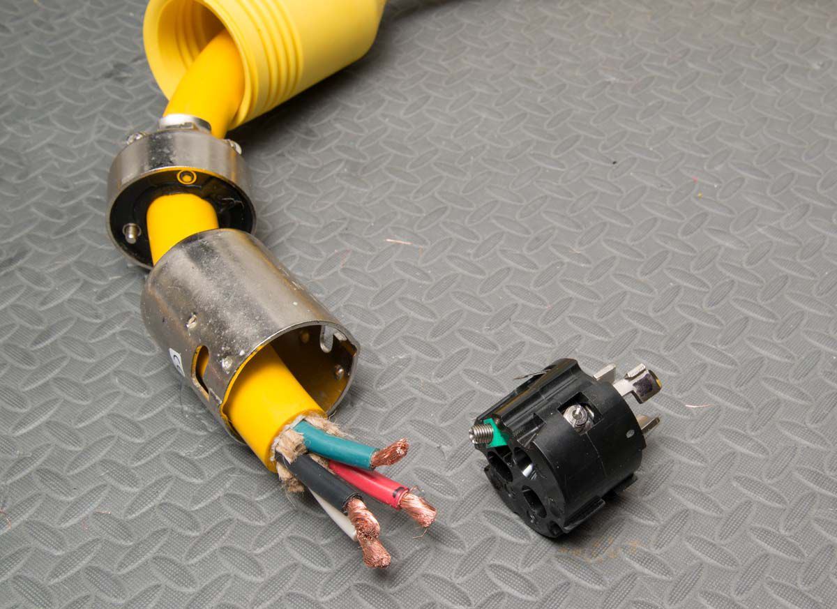 Installing a New Shore Power Cord End | Boating MagazineBoating Magazine