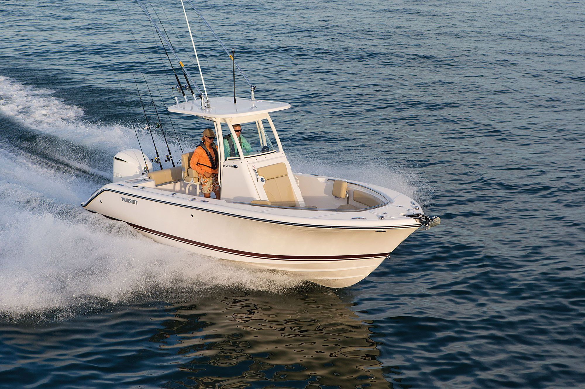 20 Best Center Console Fishing Boats 26 Feet And Under