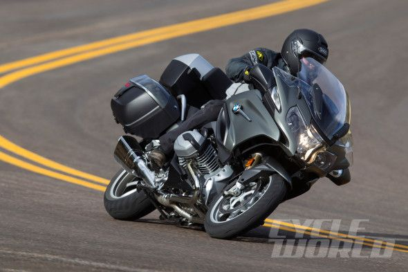 Bmw R1200rt Road Test Review Dyno Video Photos Specifications