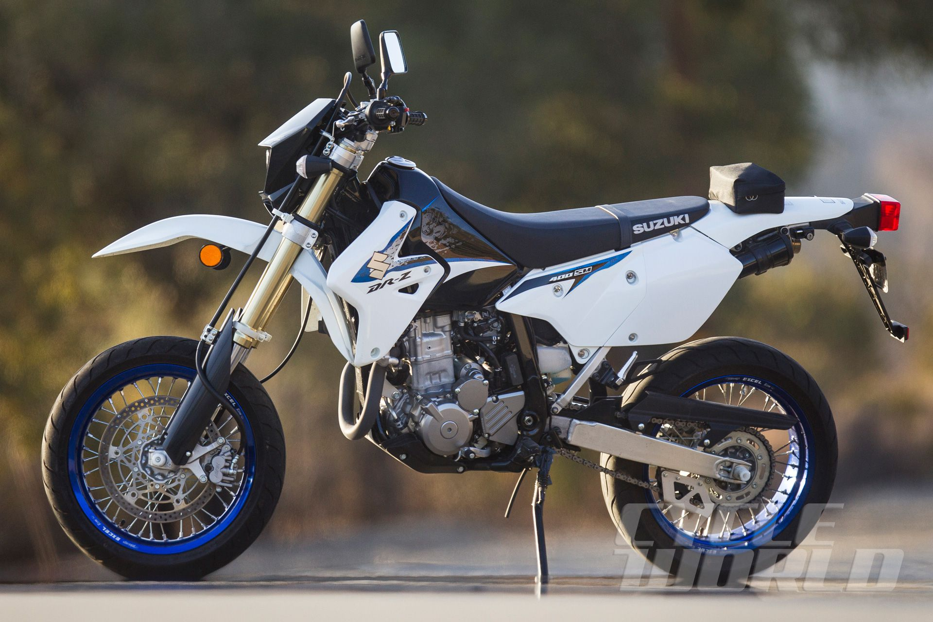 DR-Z400SM | Cycle World