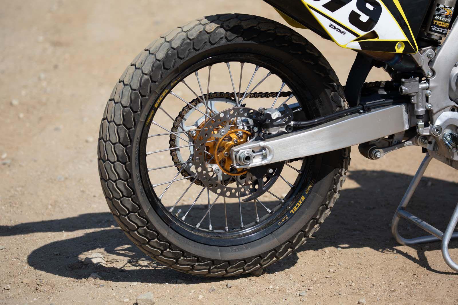 Facebook Marketplace Finds: Suzuki RM-Z450 DTX Flat-Track Bike