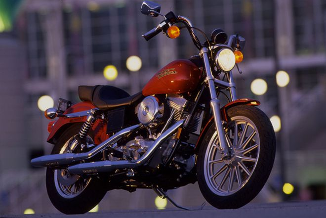 Riding Impression Of The 1998 Harley-Davidson FXD Dyna Super Glide