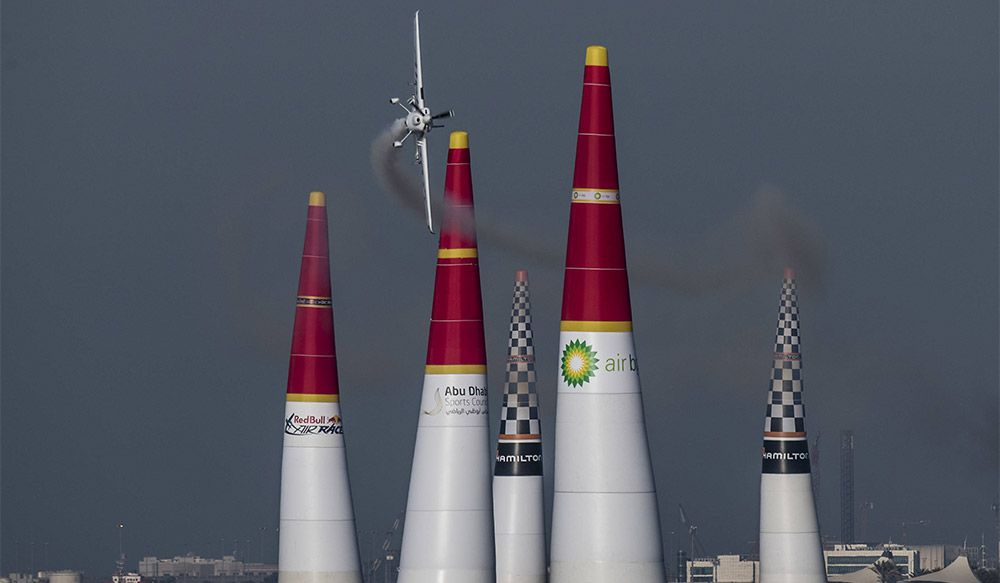 Team Goulian Wins First 2018 Red Bull Air Race | Flying