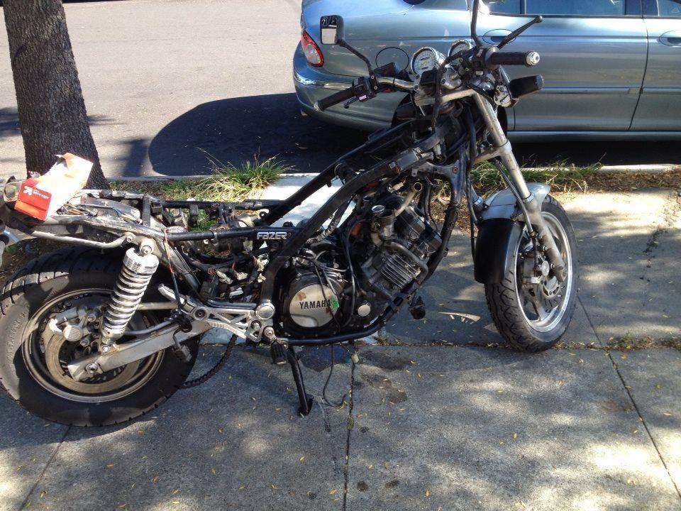 Budget Build: Yamaha Fazer Racer | Motorcycle Cruiser