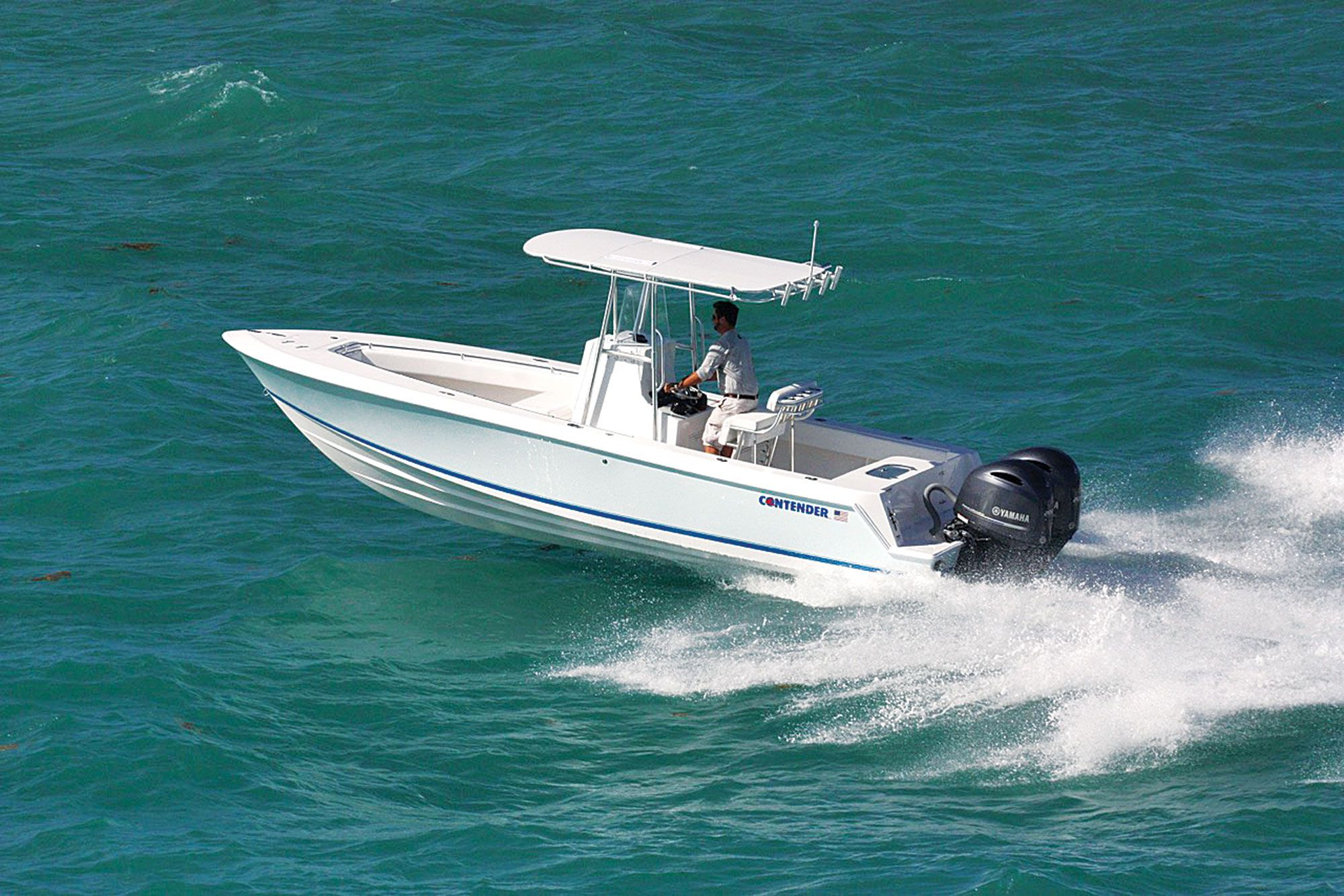Five Top Hole-Shot Boats | Sport Fishing Magazine