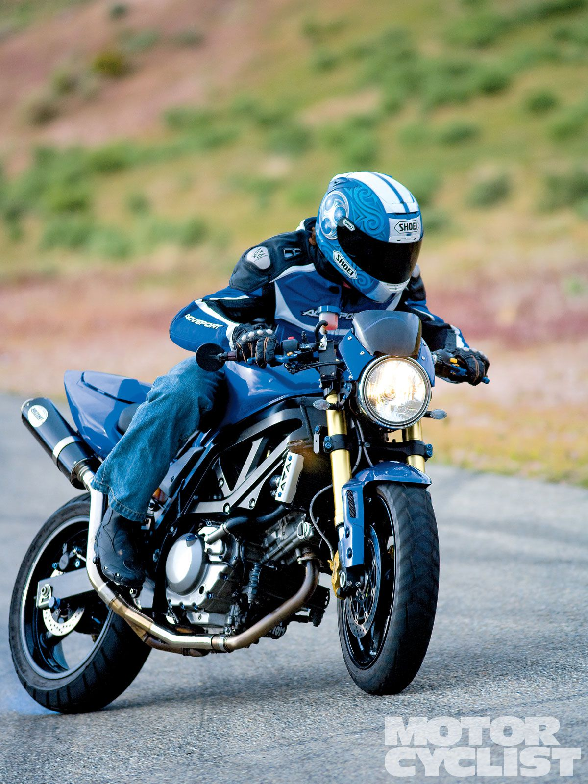 3000 Streetbike Surgery Suzuki Sv650 Motorcyclist