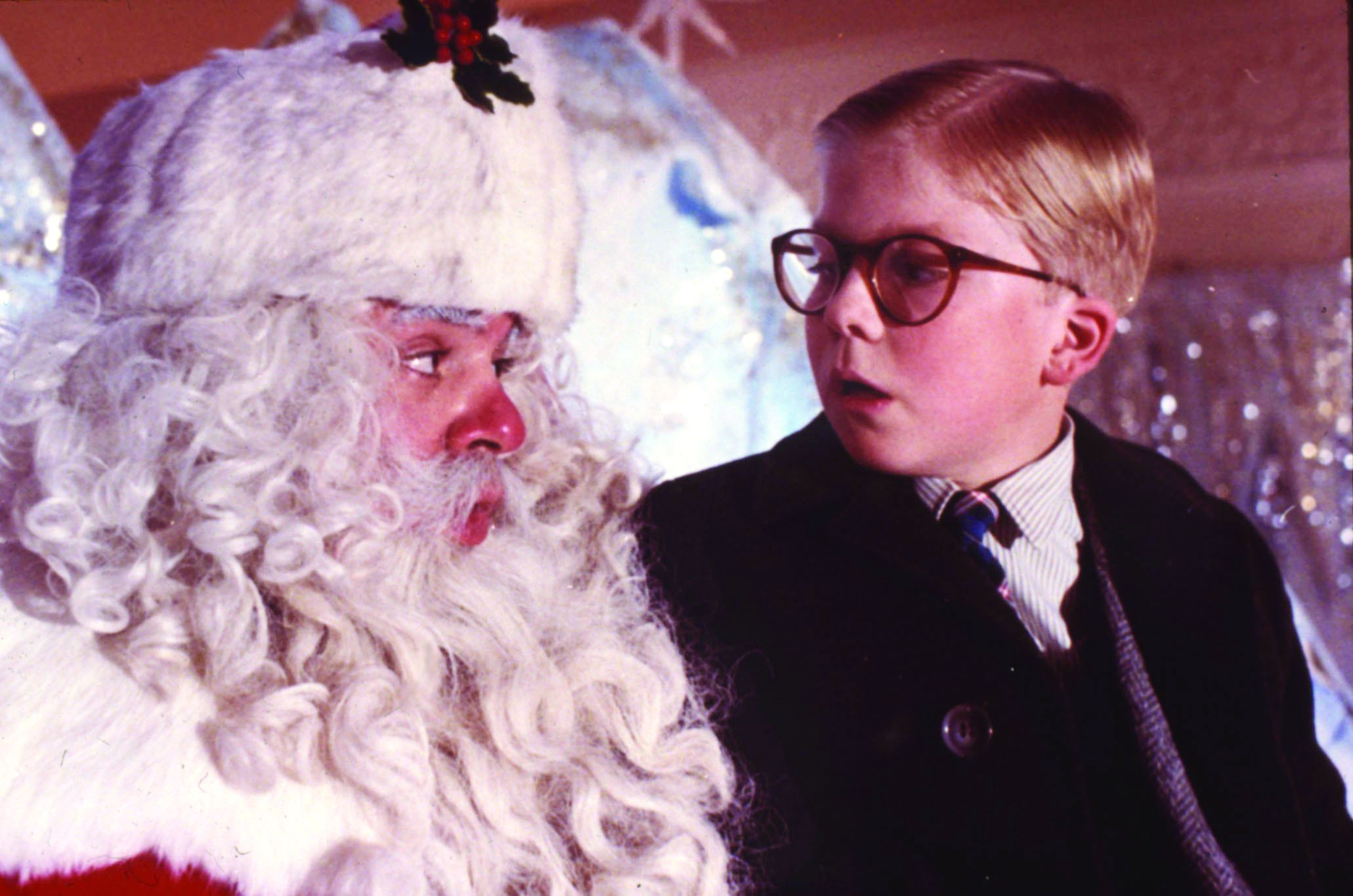 Ralphie Christmas Story.Hanukkah Harry Ralphie In A Christmas Story And The