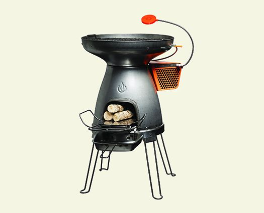 This Grill Packs Power Popular Science