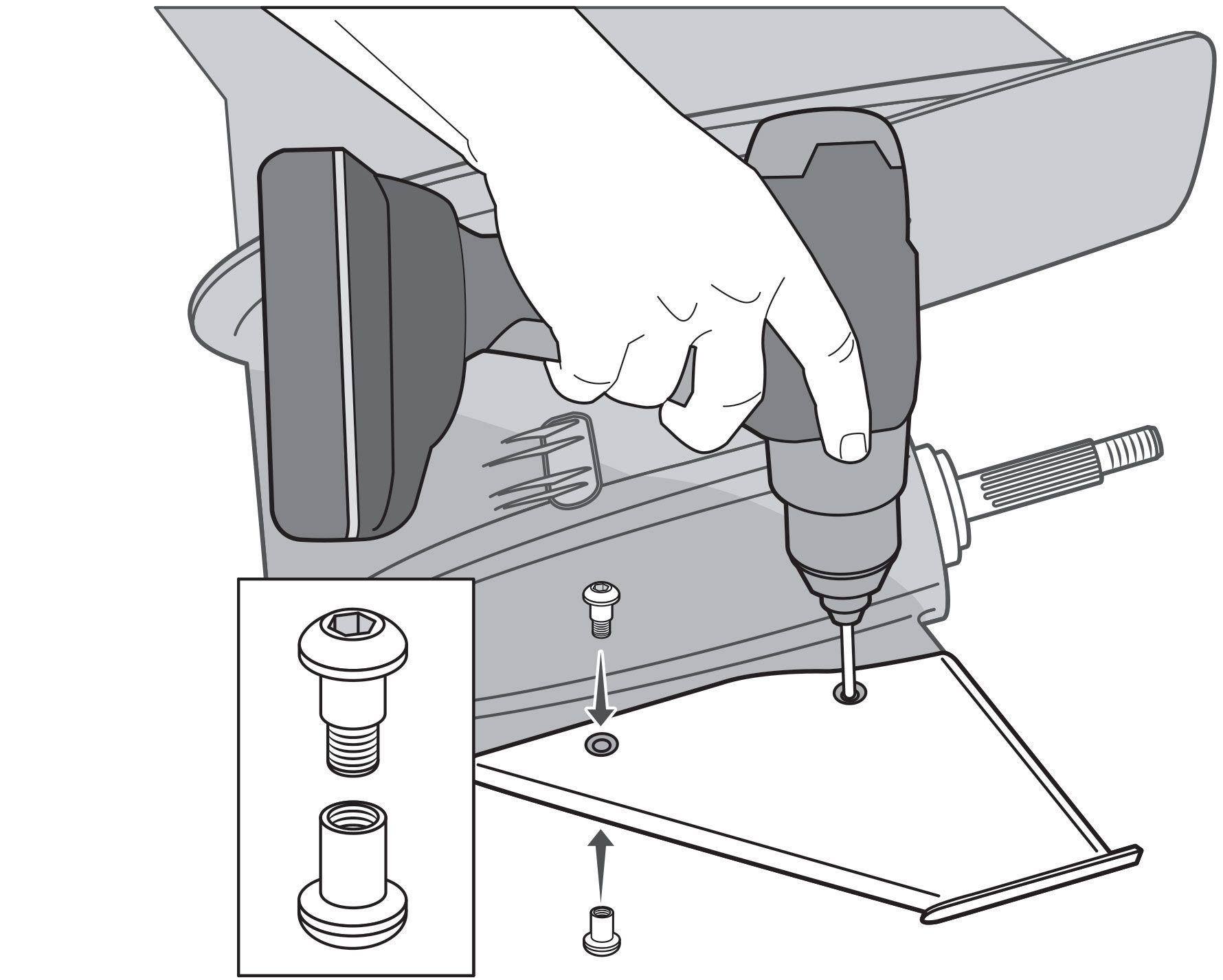 How to Repair a Broken Skeg | Boating Magazine