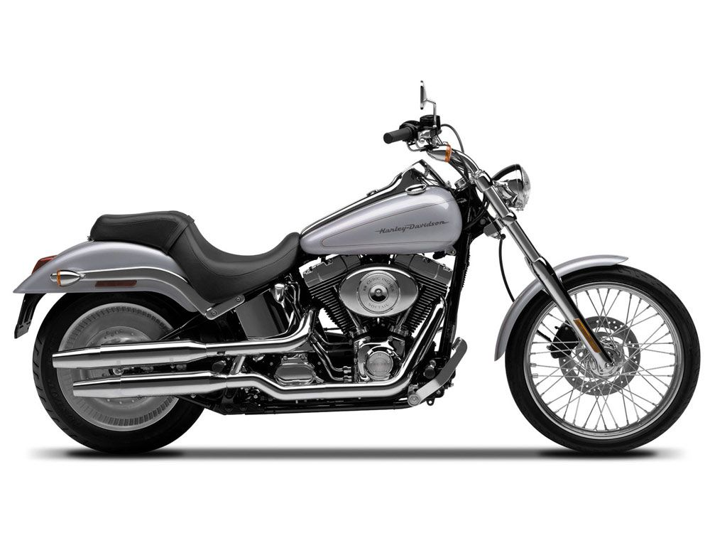 Harley Davidson Deuce >> Harley Davidson Didn T Disappoint In 2001 Motorcycle Cruiser