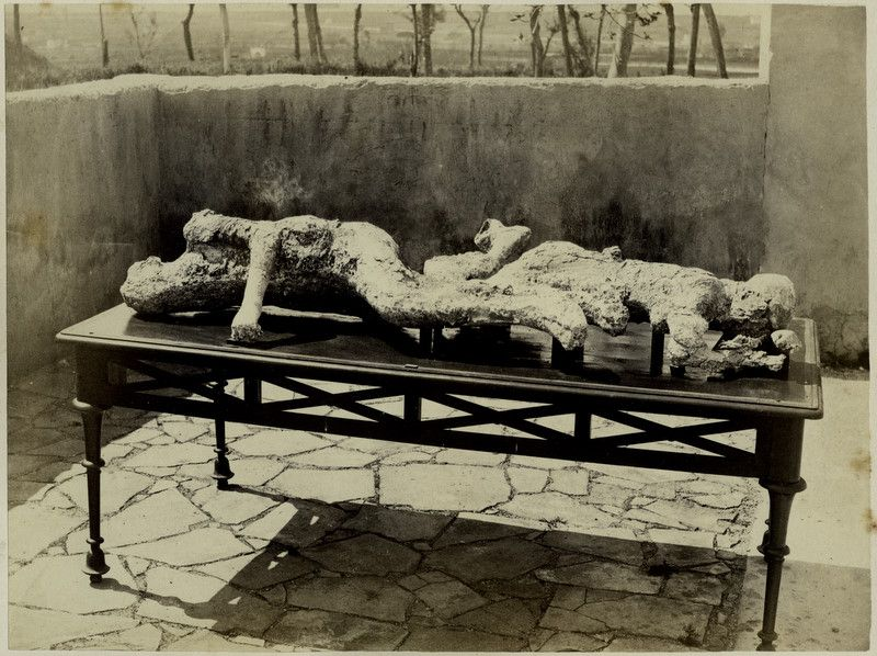 Mount Vesuvius murdered its victims in more brutal ways than