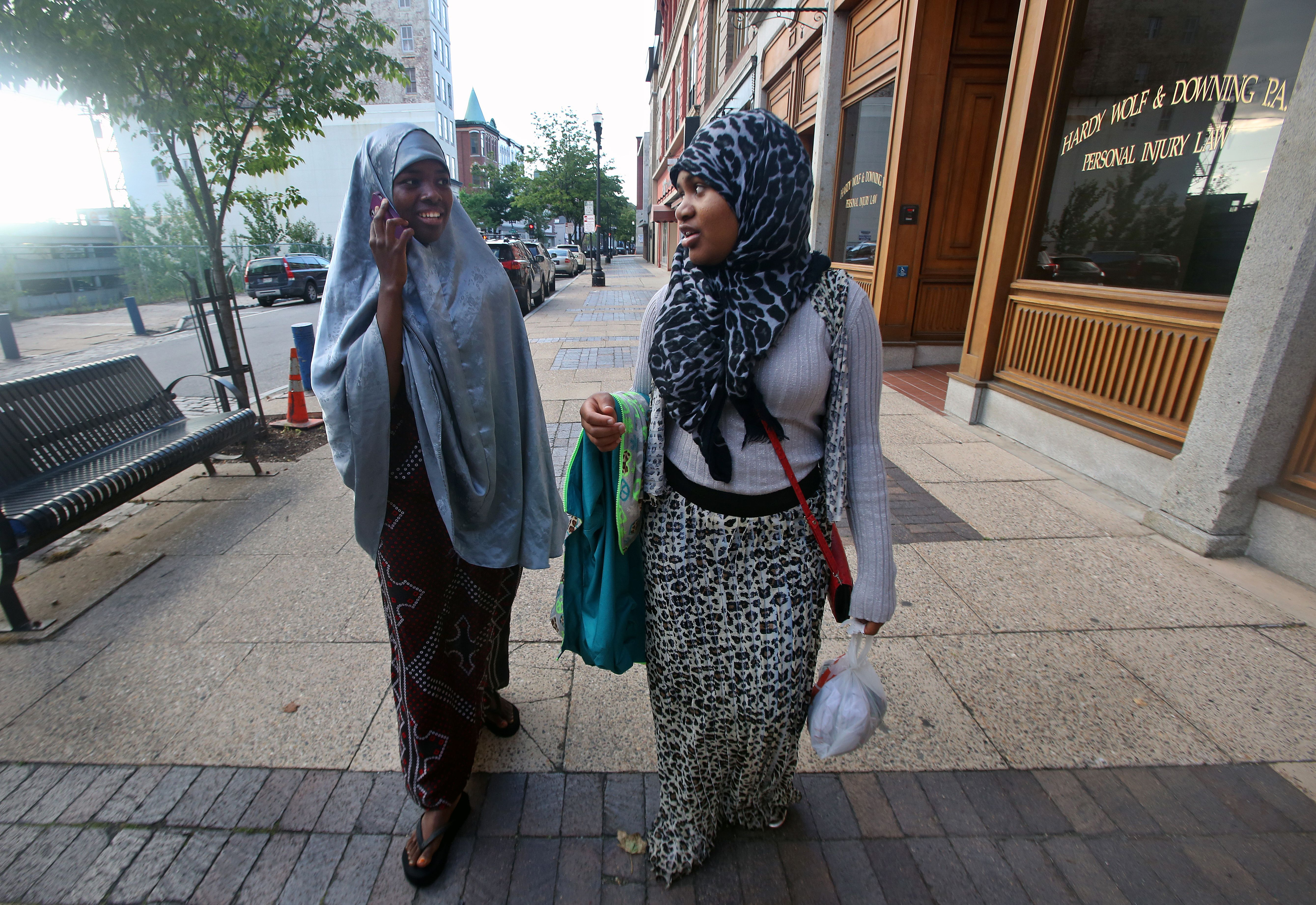 Young Muslim Designs A New Cultural Understanding The Boston Globe