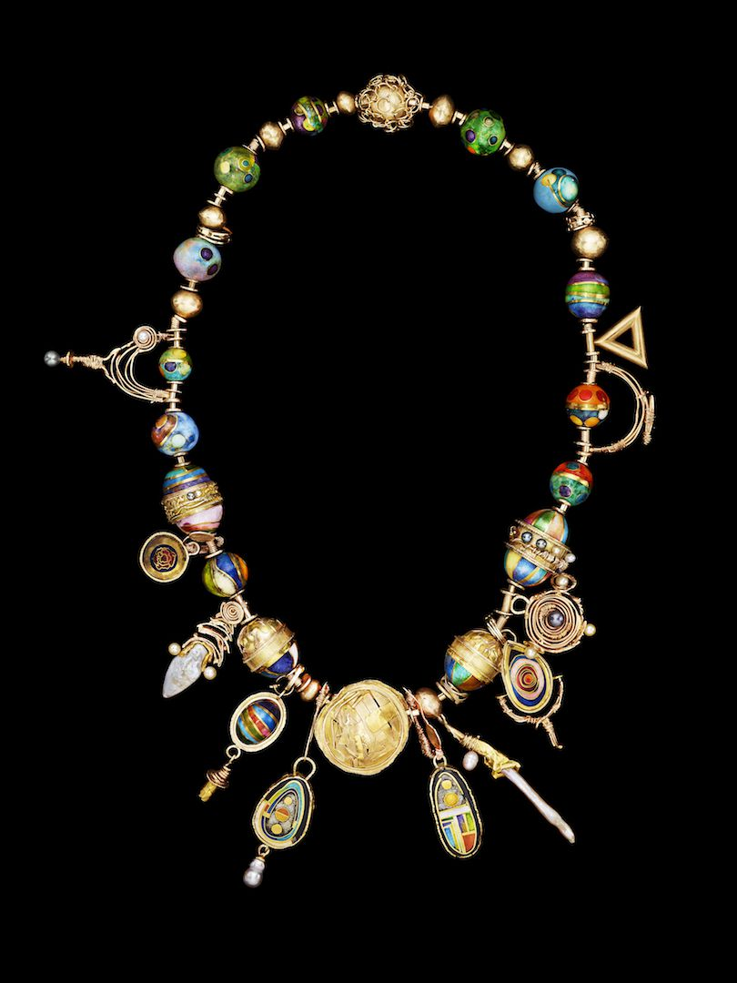Cleveland Institute Of Art Delves Into Beautiful Grotesque Art And Jewelry Of William Harper Cleveland Com