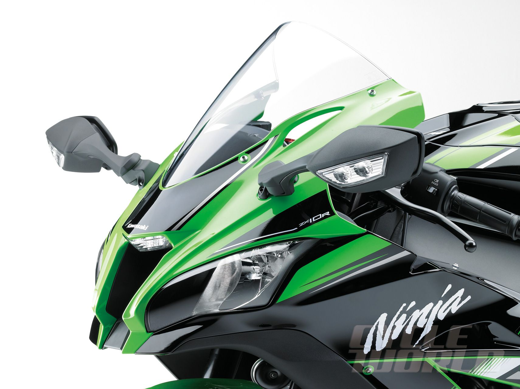 Five Things You Need to Know About The 2016 Kawasaki ZX-10R