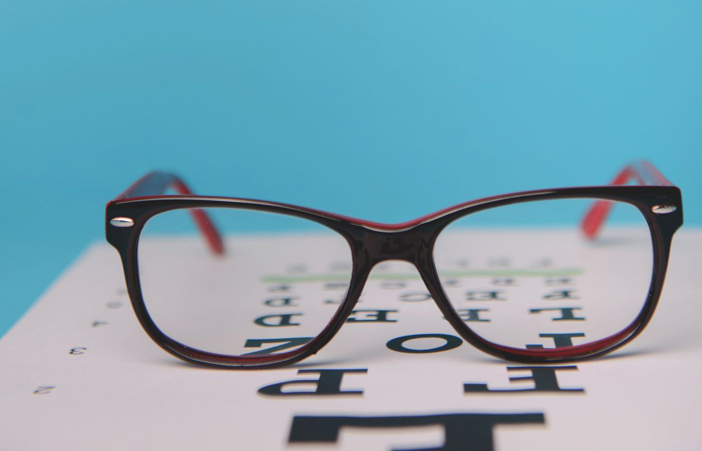 online eye exam for glasses