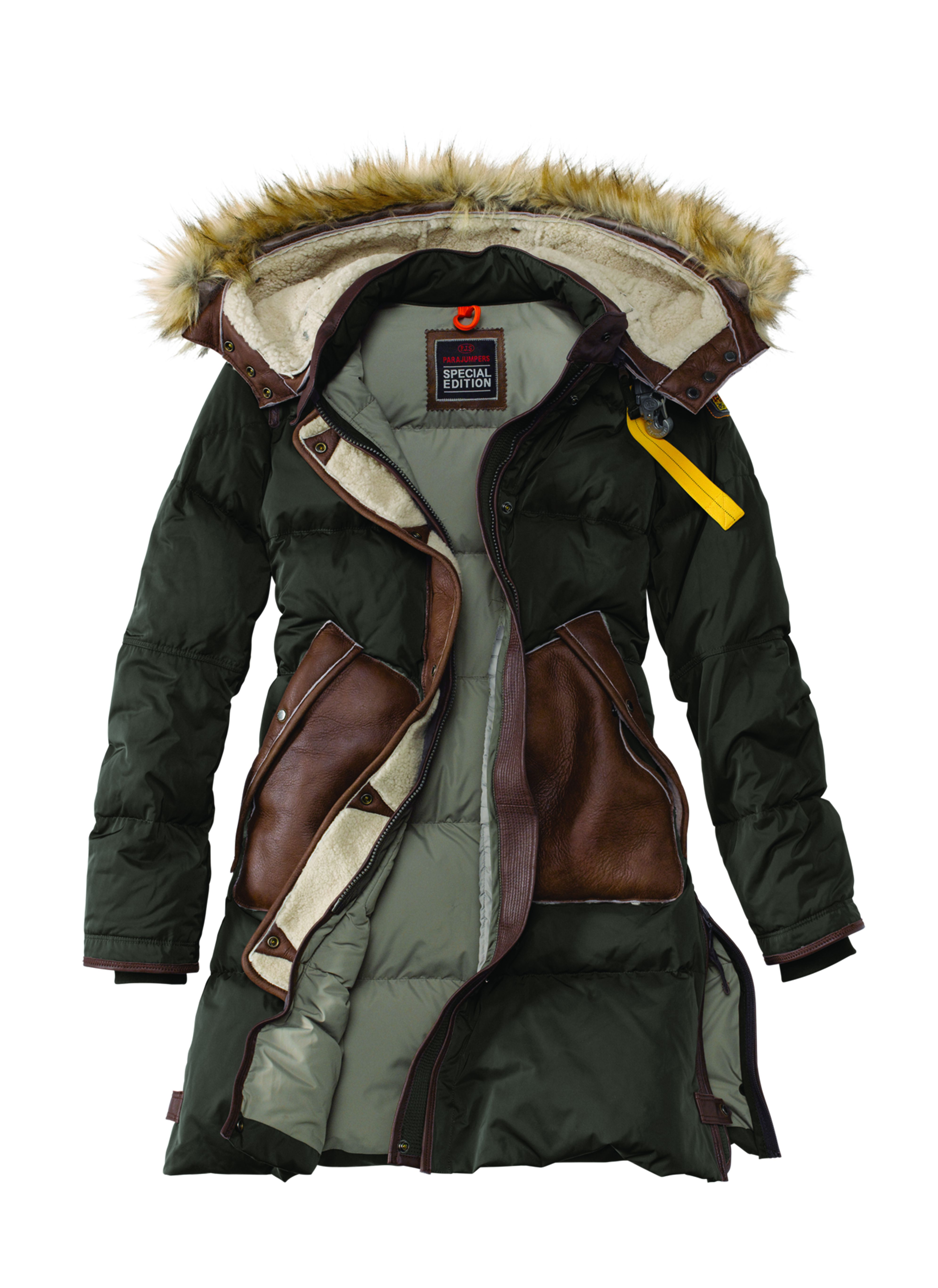 1ba85da2a When did parkas go from being a wardrobe workhorse to a status ...