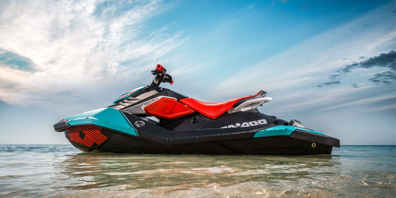 The 2017 Sea Doo Spark Trixx Is A Dirtbike For The Water