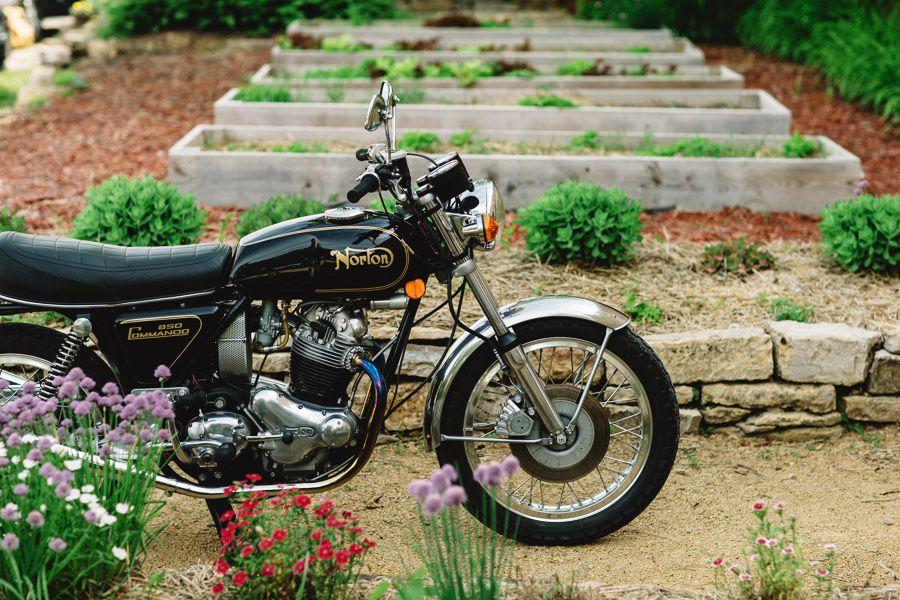 Norton Motorcycles Export Twins Motorcycle History, CLASSICS