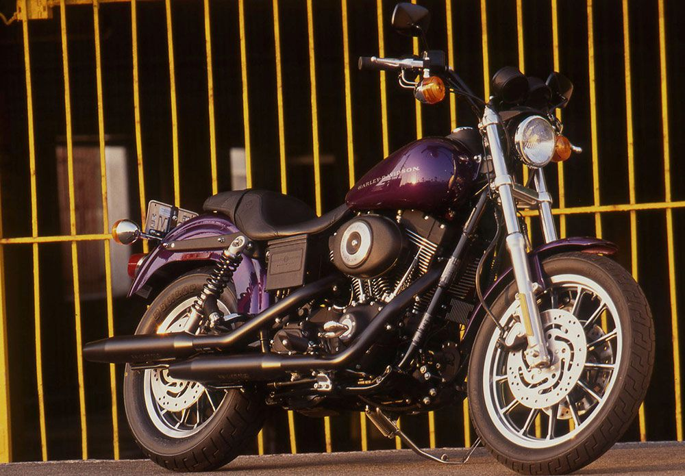 What Harley-Davidson Was Rolling Out In 2000 | Cycle World