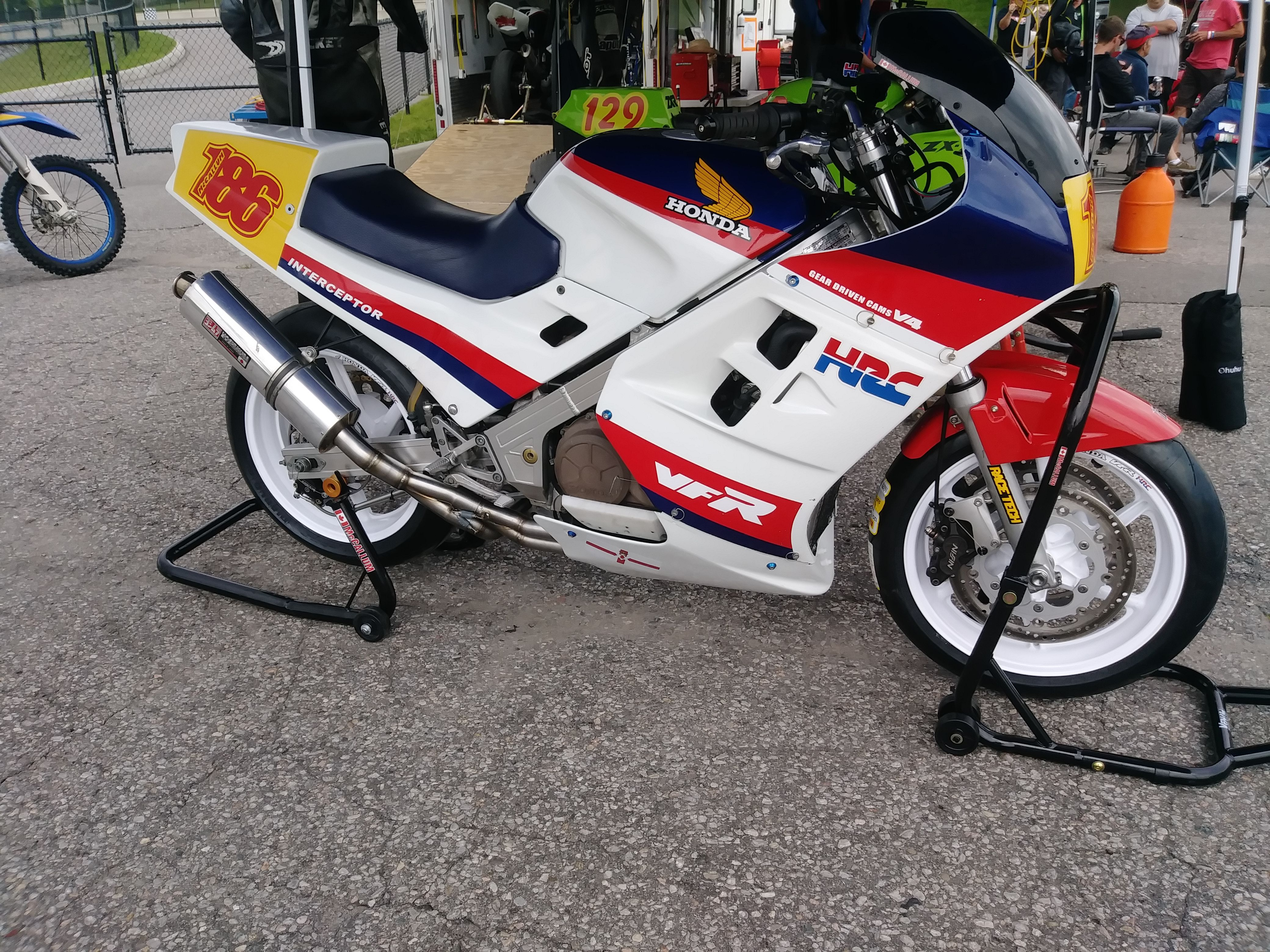 Comparing EBR 1190RX and Yamaha TZ250 V-Twin Racers   Cycle World