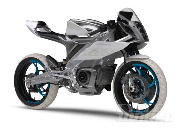 Yamaha Electric Motorcycle >> Yamaha Pes2 Ped2 Electric Motorcycle Concepts Revealed Cycle World