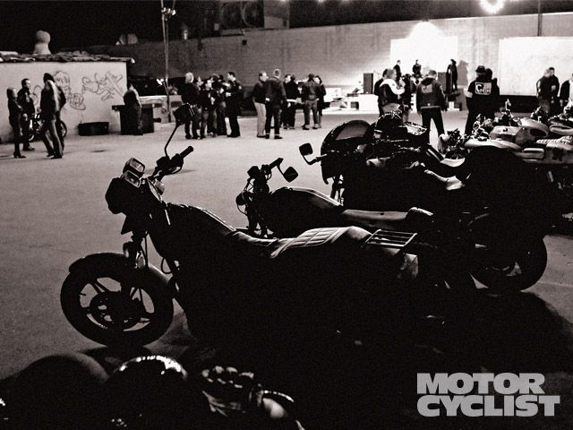 The Cretins Motorcycle Club | Motorcyclist