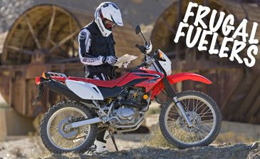 Frugal Fuelers: Honda CRF230L - First Look | Cycle World