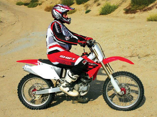 Greater-Than-Average Dirt Bike Rider Setup - Dr  Dirt - Dirt Rider