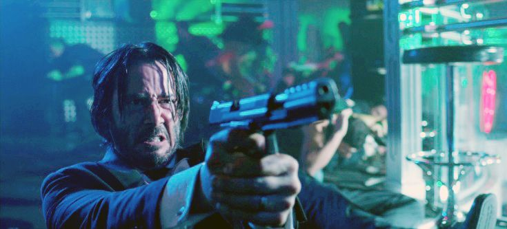 Guns Of John Wick 1 Range 365
