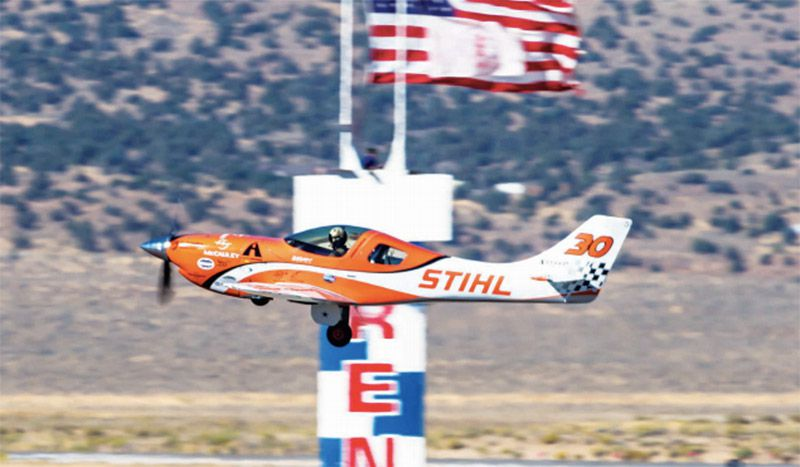 Stihl Extends Reno Air Race Title Sponsorship | Flying