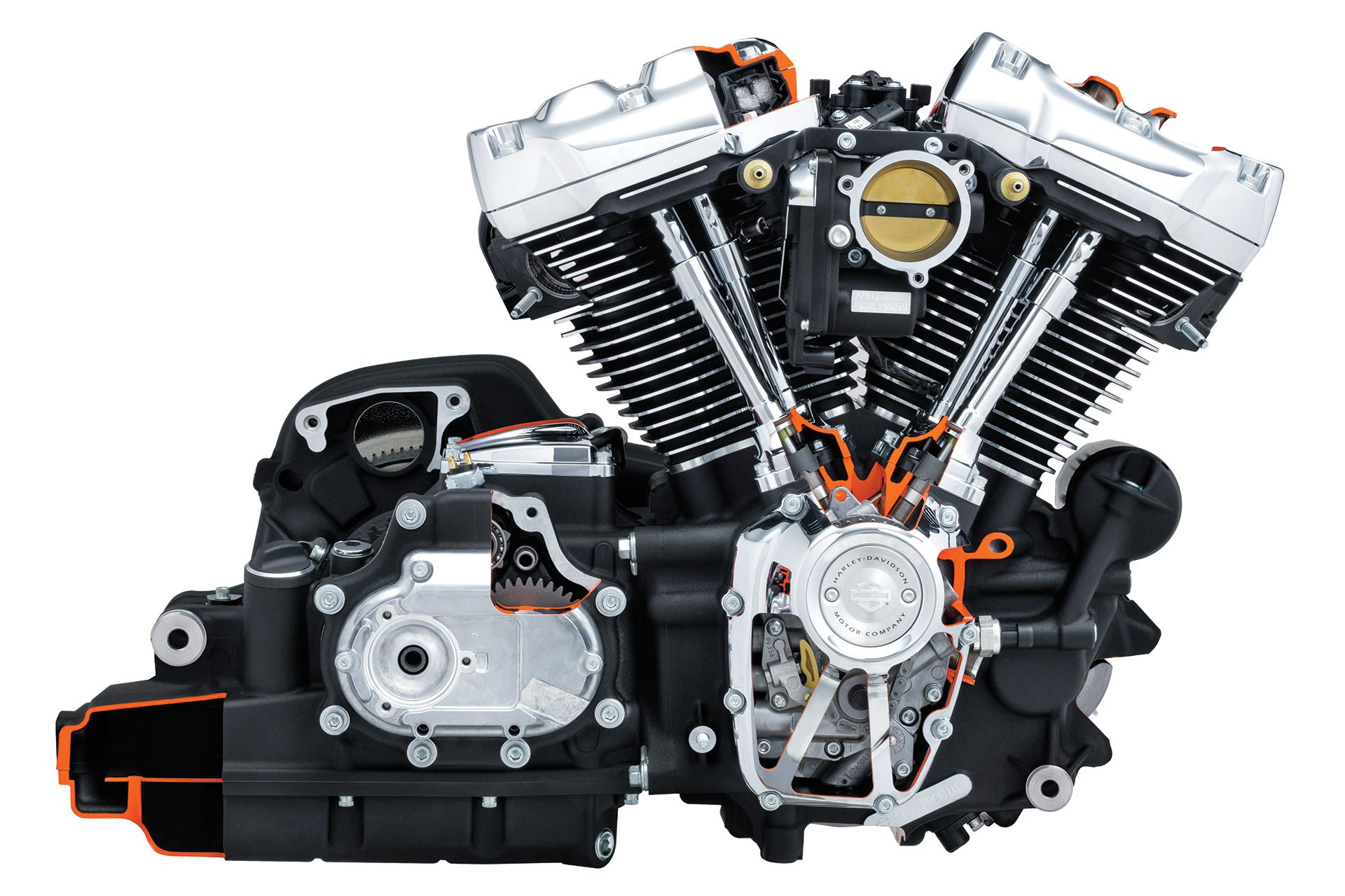 Harley-Davidson's New Milwaukee-Eight Big Twin Engine | Cycle World