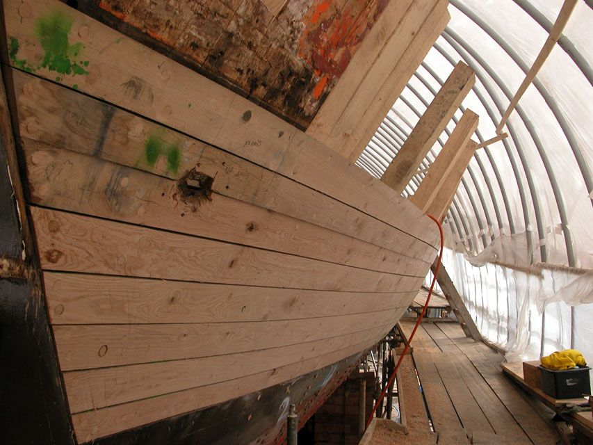 Building Wooden Boats In Maine Cruising World
