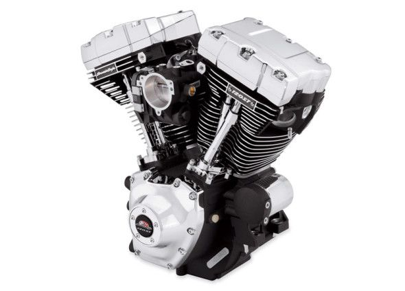 Harley-Davidson Screamin' Eagle 120ST Crate Motor Delivers Extreme