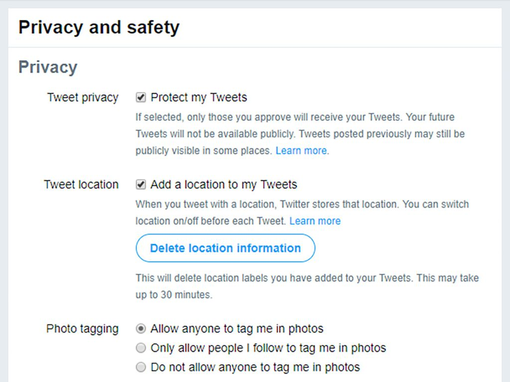 Tips for protecting your privacy and warding off trolls on