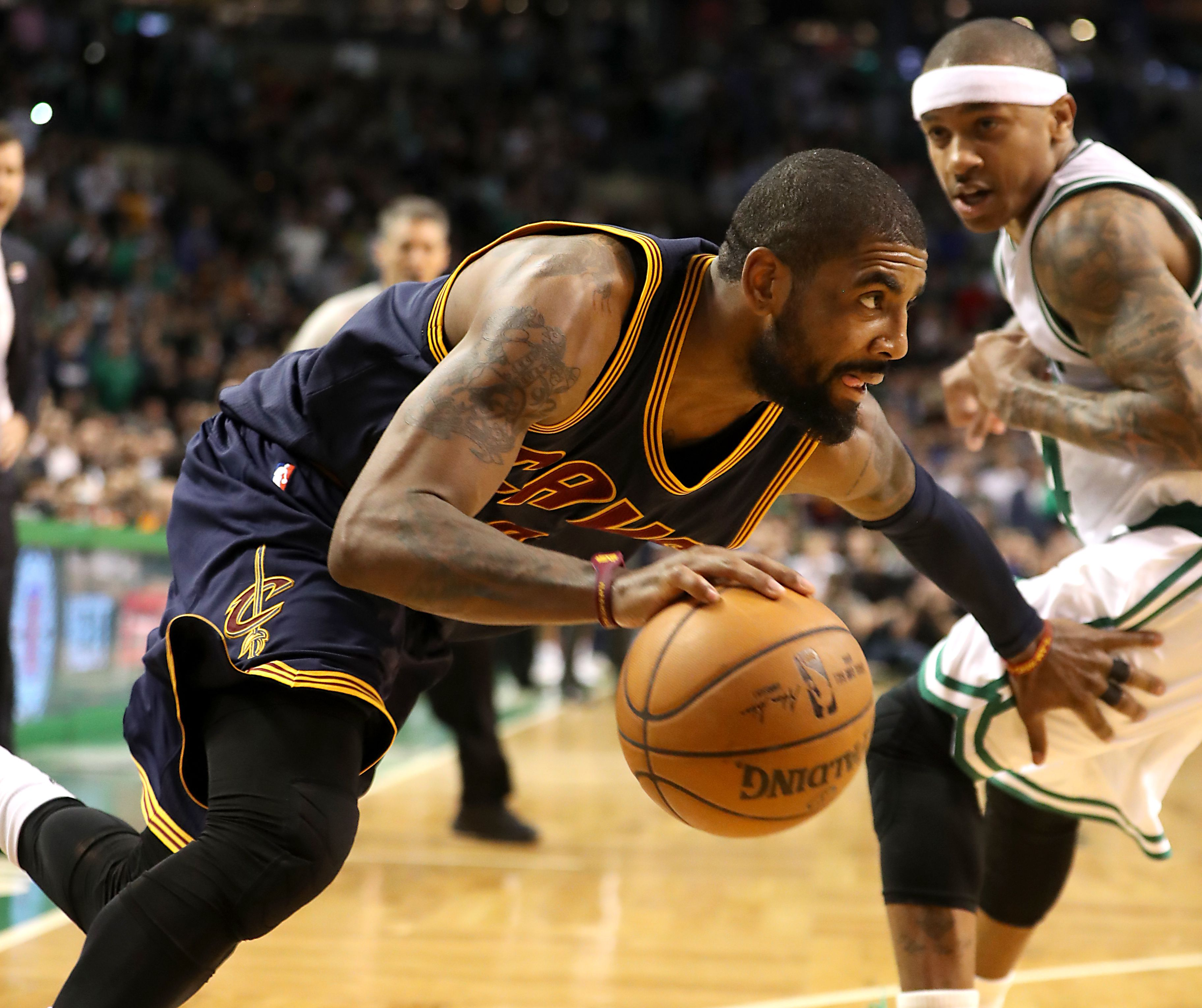 260ff8d4c211 Five things you may not know about Kyrie Irving - The Boston Globe