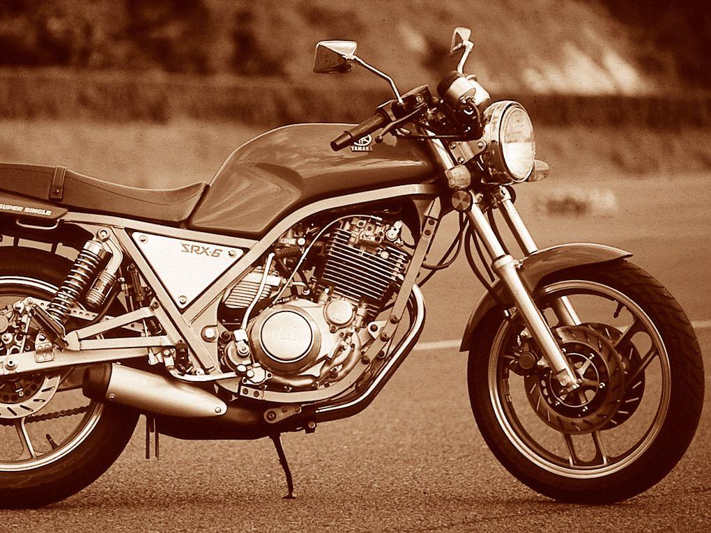 Retrospective: 1986 Yamaha SRX600 | Cycle World