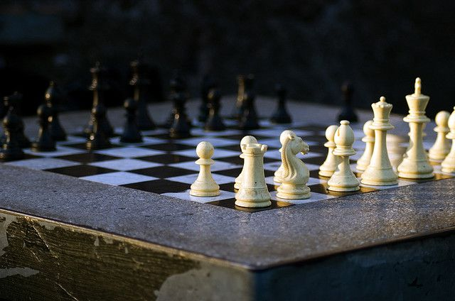 FYI: How Many Different Ways Can a Chess Game Unfold? | Popular Science