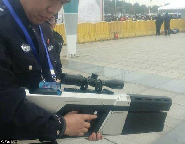 Here's how China is battling drones | Popular Science