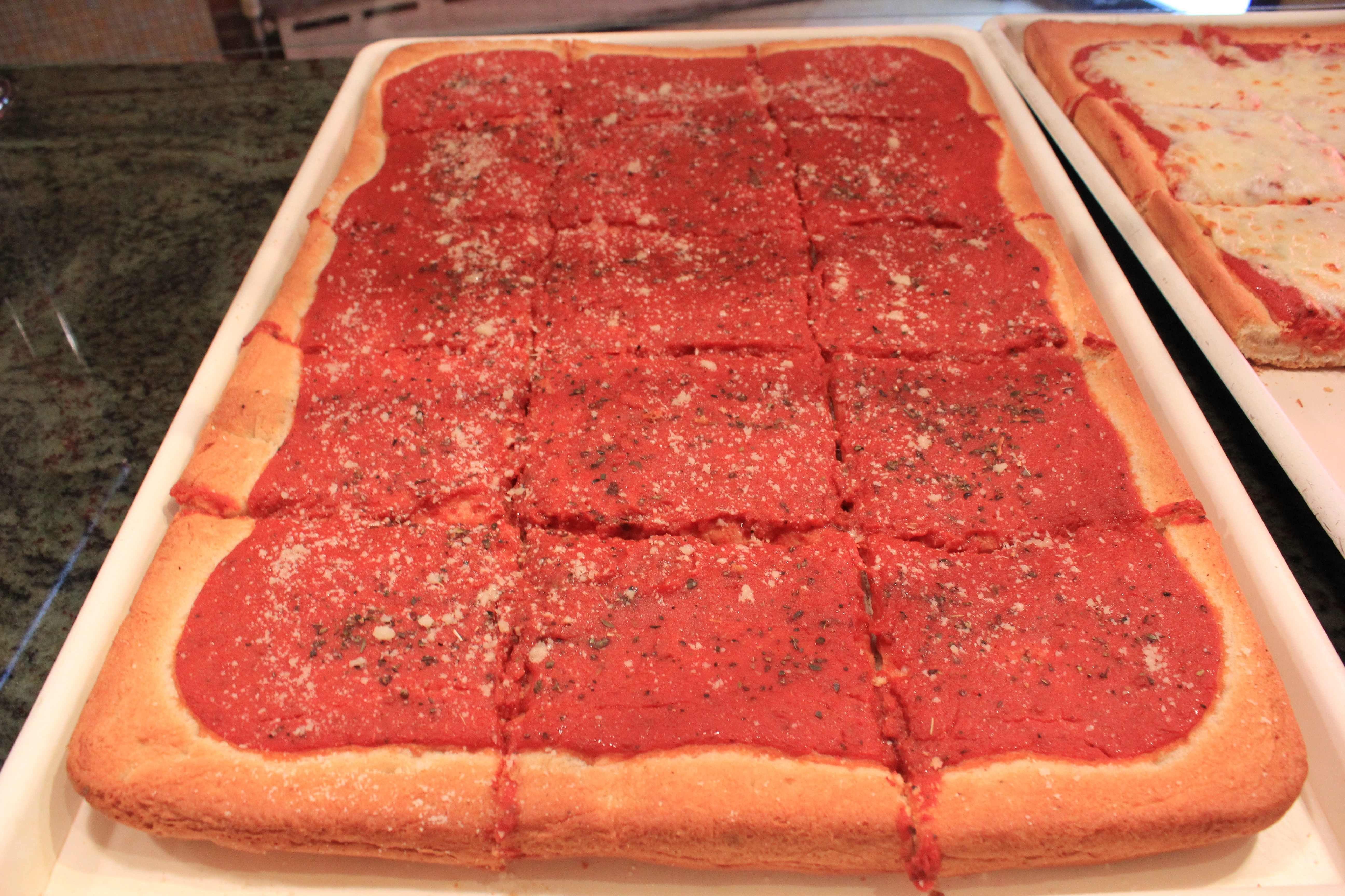 Tomato Pie Is A Philly Staple The Boston Globe