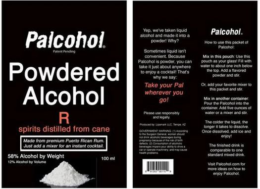 How To Make Powdered Booze At Home | Popular Science