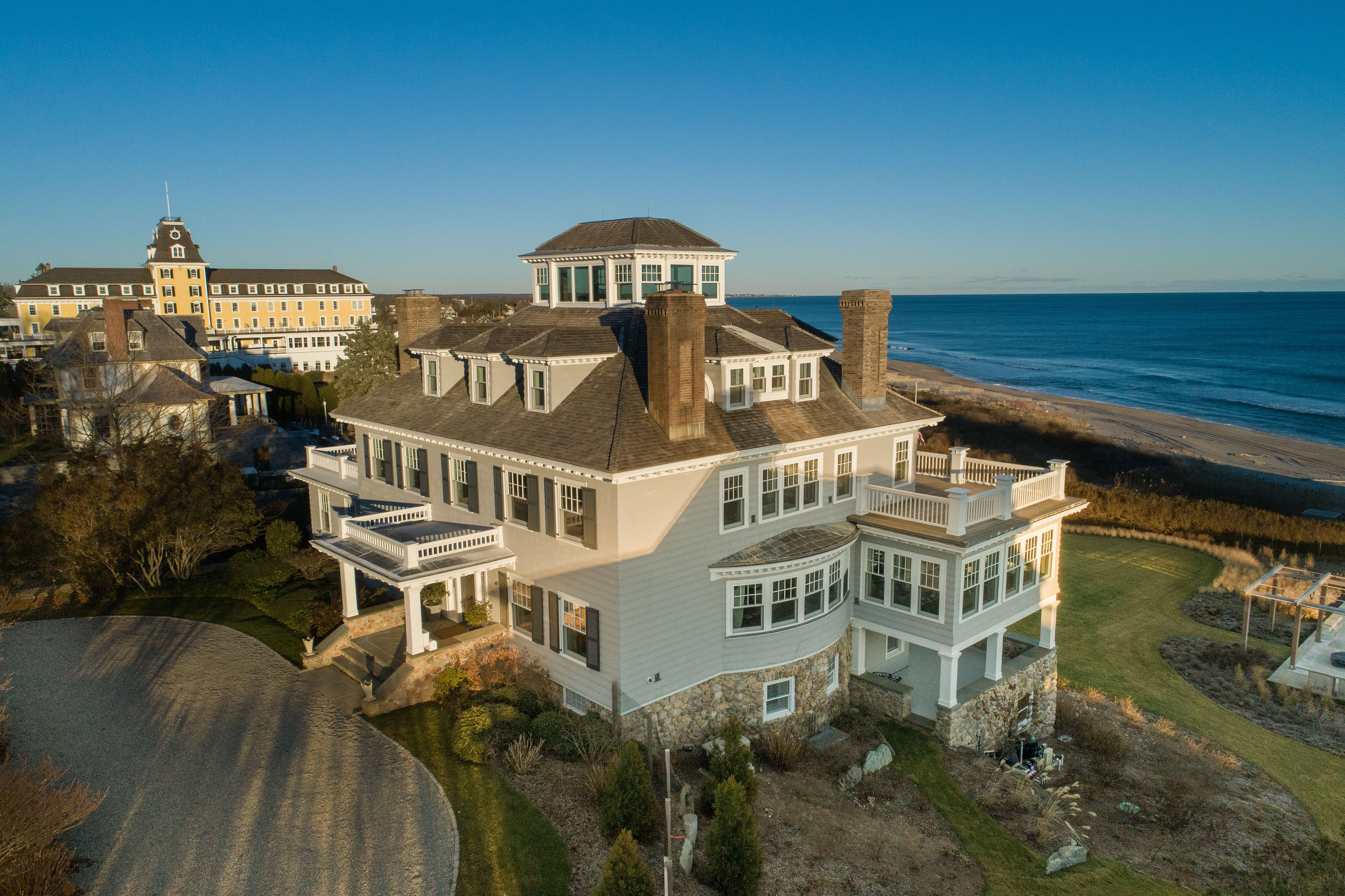 A Home Near Taylor Swift S R I Mansion Is On The Market For 18 9 Million The Boston Globe